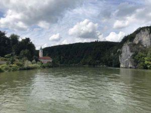 Ein holpriger Einstieg: Von Ingolstadt nach Deggendorf