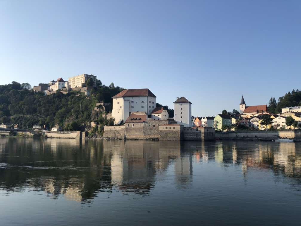 Von Deggendorf nach Passau und kurzes Resümee