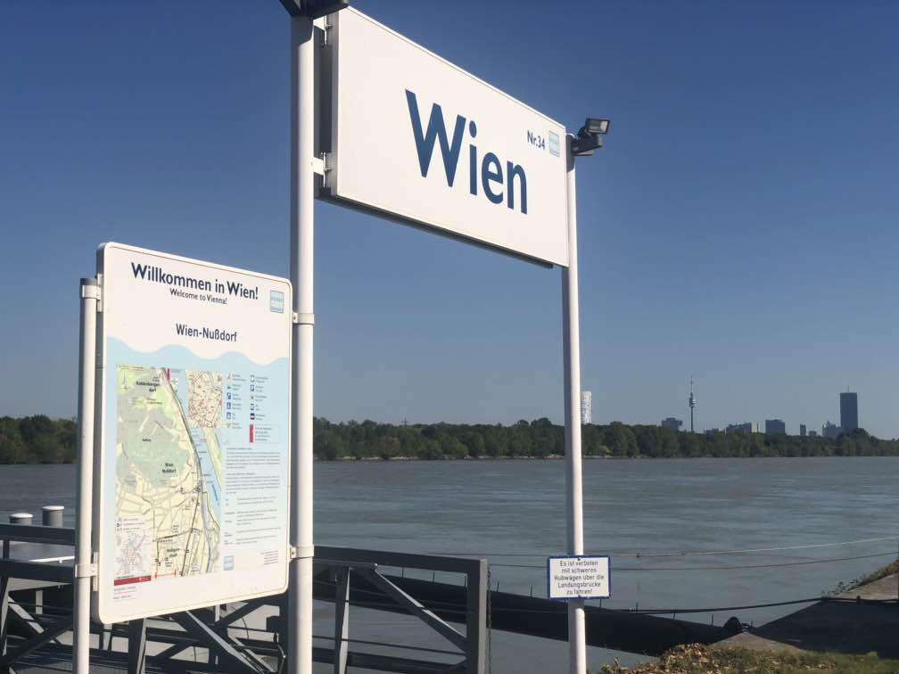 Von Krems nach Wien: Kurzes Resümee
