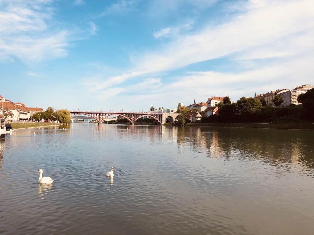 Von Graz nach Varazdin: Zwei Tage, zwei Grenzen