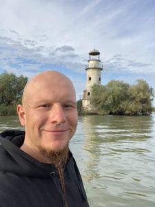 Sulina: Donaukilometer 0